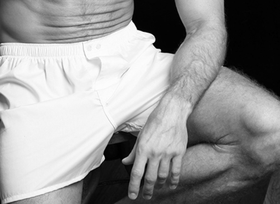 Classic Boxer Shorts Are Manly!